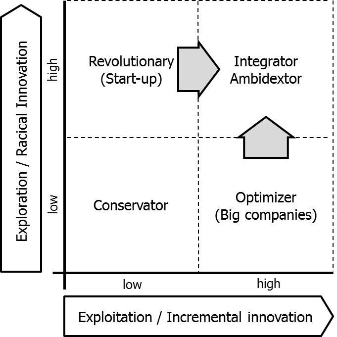 Balancing Innovation Via Organizational Ambidexterity Integrative
